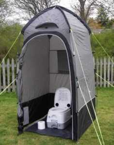 How to choose portable toilet for camping