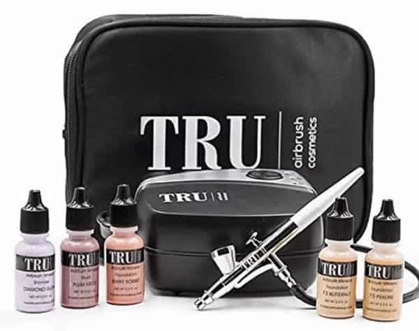 Makeup airbrush compressor guide - Tru airbrush kit