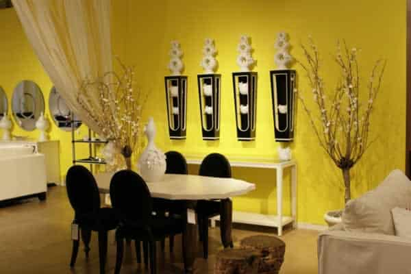 Quick tips for updating the look of your home - decorated wall