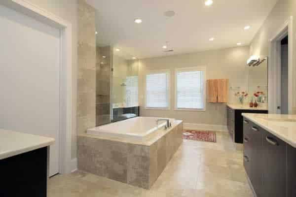 Tips for updating your bathroom - bathroom lights