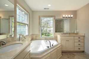 Bathroom redesign tips