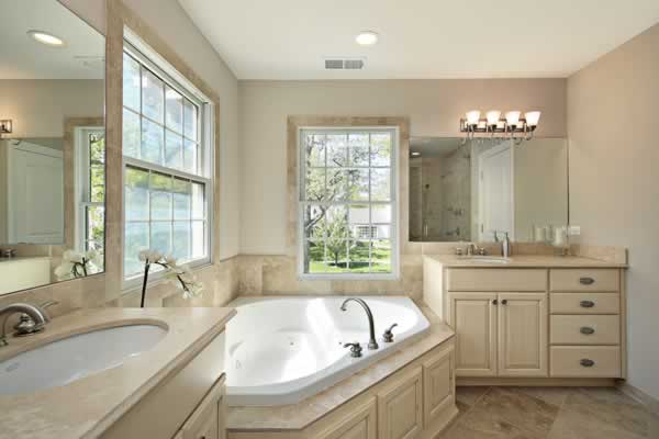 Bathroom redesign tips
