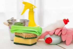 Home maintenance routine