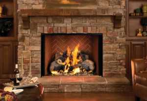 Home maintenance routine - fireplace