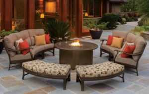 Must have furniture pieces for your newly renovated patio