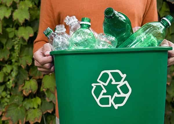 The importance of waste management in your home - plastic bottles