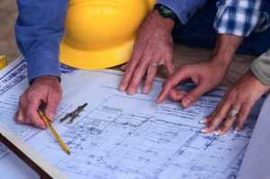 Tips to finding a general contractor - building plans