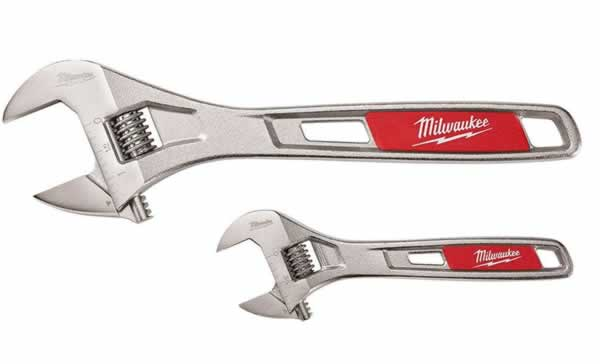 Tools for DIY projects - adjustable wrench
