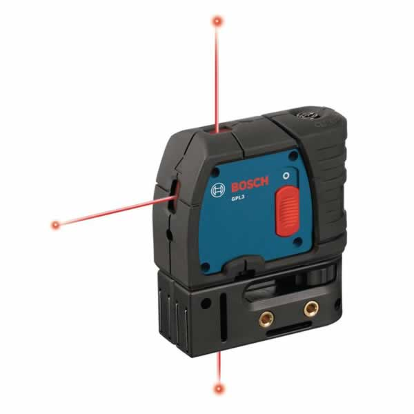 Tools for DIY projects - laser level