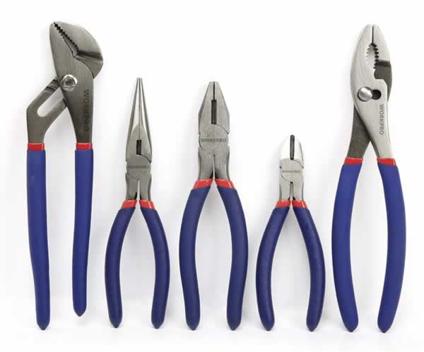 Tools for DIY projects - pliers