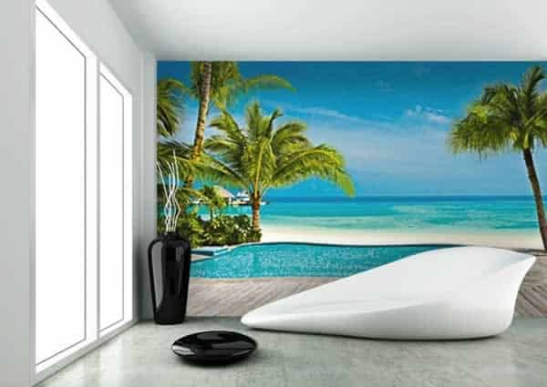 Wall art ideas - beach