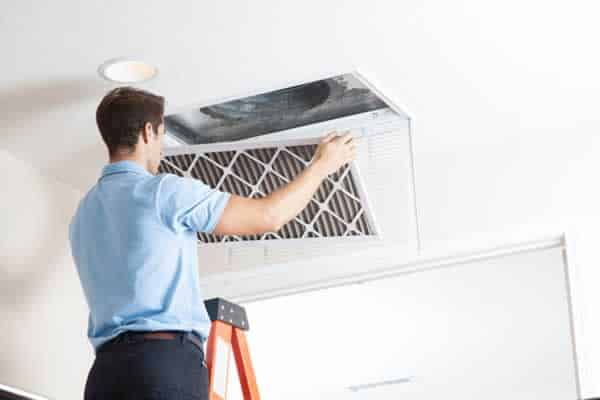 Why you need to change air filter regularly - changing the filter