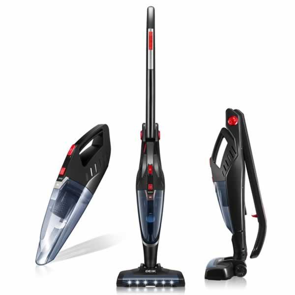 Advantages of using cordless vacuum cleaners - Deik vacuum cleaner