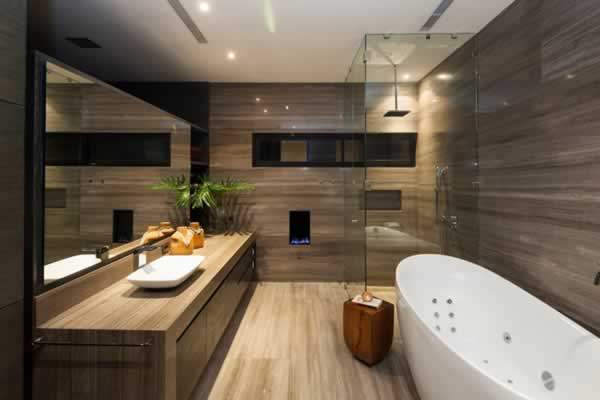 Bathroom redesign tips - modern bathroom
