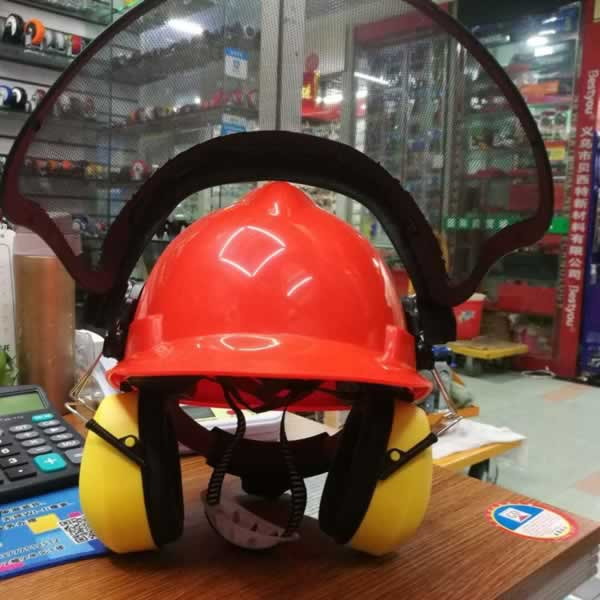 Industrial safety equipment - helmet