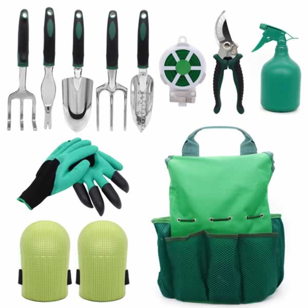 Simple tips for creating potting shed for your garden - garden tool set