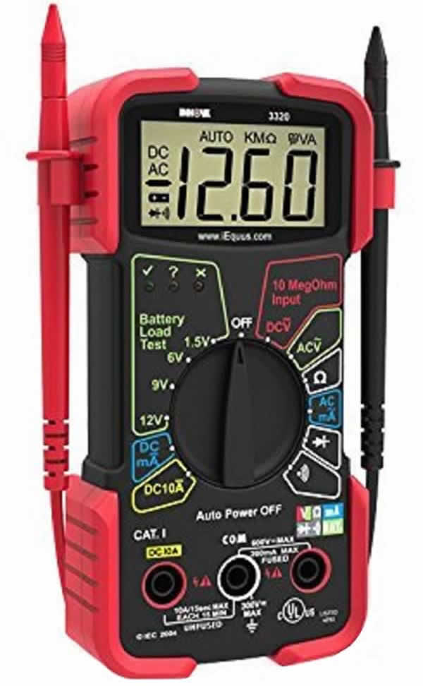 Tips to finding the best multimeter - digital multimeter