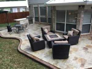 Tips to using decorative concrete around your home