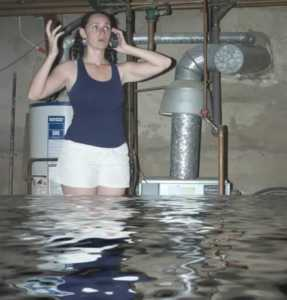 Basement flooding issues - call for help
