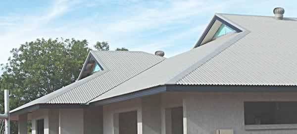 Best material for your new roof - dutch hip roof