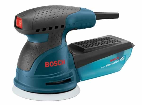 Essential power tools for DIY homeowner - power sander