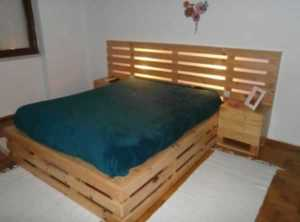 How to craft your own bed frame - DIY bed frame