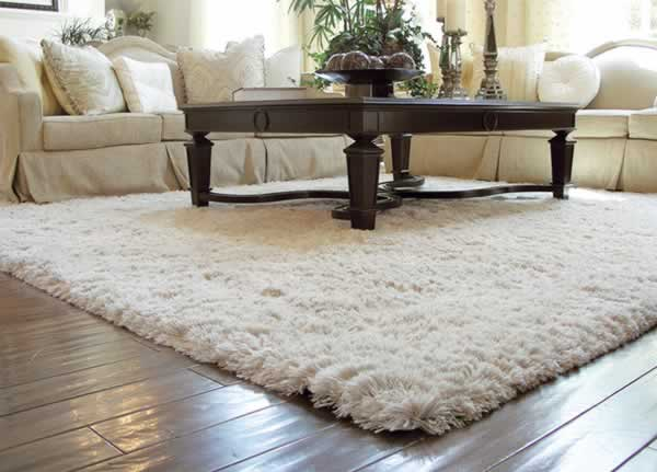 How to have a beautiful and comfortable living space - living room carpet