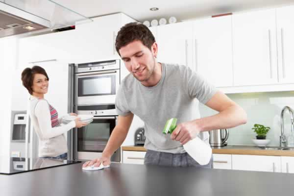 How to keep your home clean