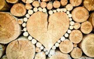 How to make a log splitter wedge