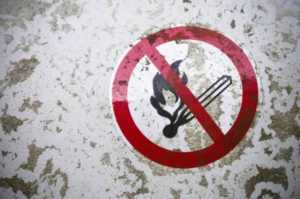 How to make your life easier as a landlord - no smoking