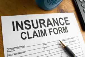 Property damage insurance claim form - insurance claim