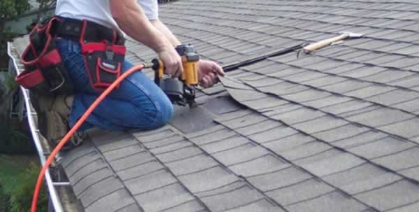 Roof fixing tips