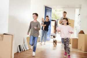Things to consider when moving into a smaller home