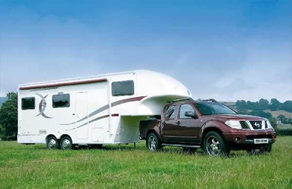 Tips to properly hitchin RV travel trailers