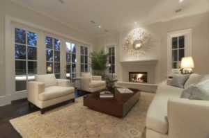 Tips to transforming your living space - living room