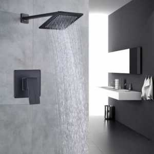 Best shower head for great bath experience - wall mounted shower head