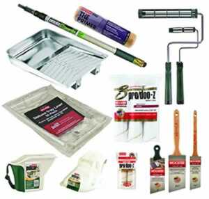 Essential tools for house painters