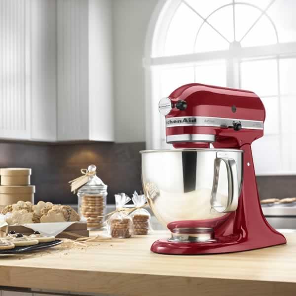 Go-to appliance - KitchenAid stand mixer
