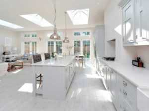 Handy tips in designing your kitchen interior - kitchen floor