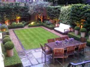 How to plan backyard design