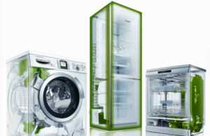 How to save energy - energy efficient appliances
