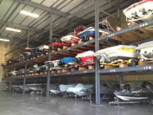 Prepping your Boat for Storage during winter