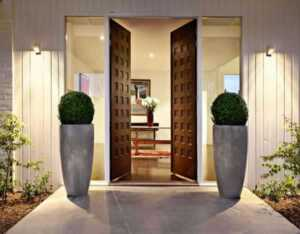 Things You Should Consider When Choosing Your House's Front Door