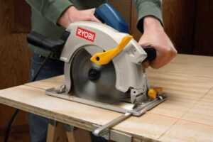 Tips To Using A Saw For The First Time On A DIY Project