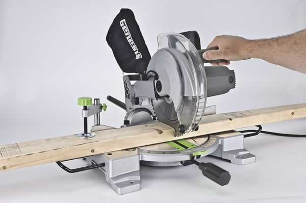 Tips To Using A Saw For The First Time On A DIY Project - Miter saw