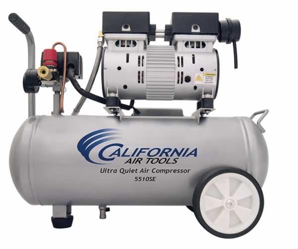 Air compressor buying guide - California air tools
