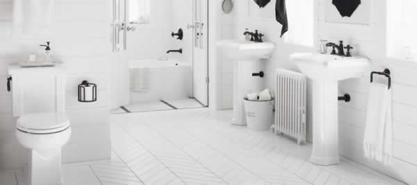 Bathroom makeover tips - bathroom utilities