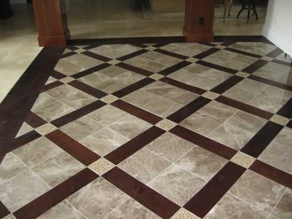 Choosing the right kind of flooring for every room in your home - tiles