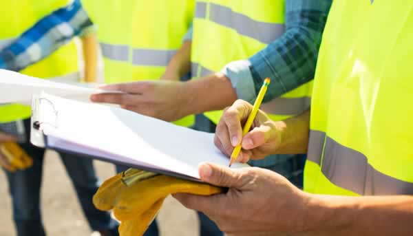 DIY safety steps for industrial workplace managers - checklist
