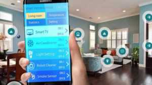 How technology can improve your home - smart home